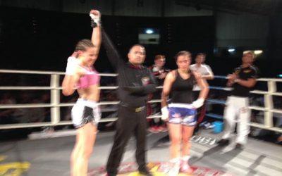Sieg für Layla
