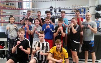 Training für die U15 Fußballer vom BW Hollage in der KSS
