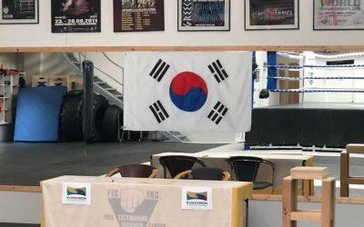 Taekwon- Do Kukkiwon DAN Prüfung in der KSS