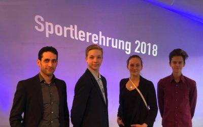 Sportlerehrung der Gemeinde Wallenhorst