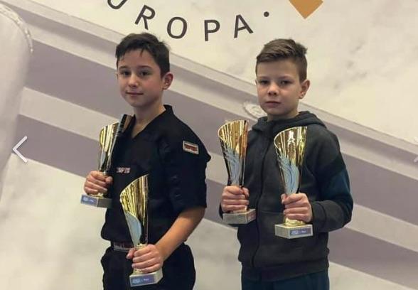 Erfolg für Alex und Lukas beim BAE Turnier in Bochum