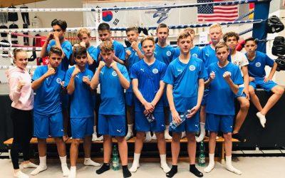 Sondertrainig am Sonntag für die U 15 Fußballer der Sportfreunde Lotte