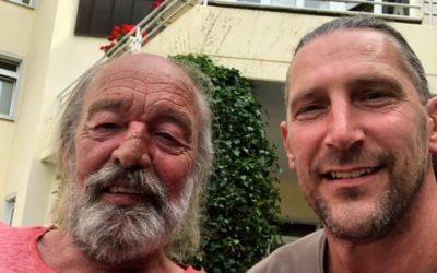 Treffen mit Trainer Wolfgang Neugebauer