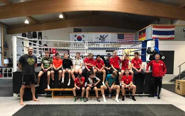 Fitness-Training für den RW Damme